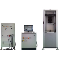 Mono-axial Test Bench for Motorbike and MTB Forks